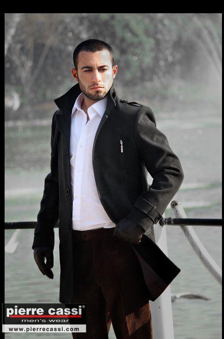 Erkek Trençkot modelleri 2014